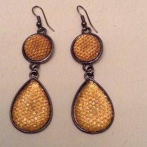 Gorgeous earrings NWOT